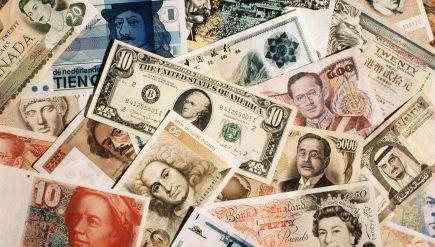 Unidades monetárias dos países